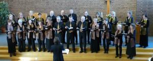 Bild frånkonserten 21 mars 2009