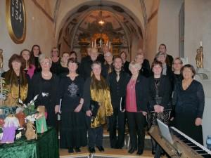 Trettondagskonsert 2014 i Järfälla kyrka