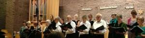 Järfälla kammarkör firar 40 år som förening med en omtyckt konsert.