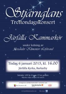 Affisch_Trettondagskonsert_2015